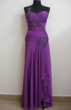 Dress GABI color lilac from 690lv. to 490lv.