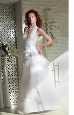 Dress JASMIN - corset SARA  from 1300lv. to 700lv.